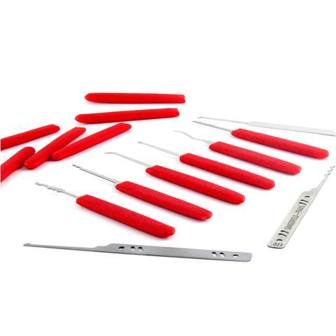Dangerfield Red Devils Lock Pick Handles (12 pack)