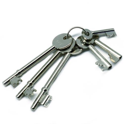 Fire Brigade Keys - Premium FB Master Set + Keyring