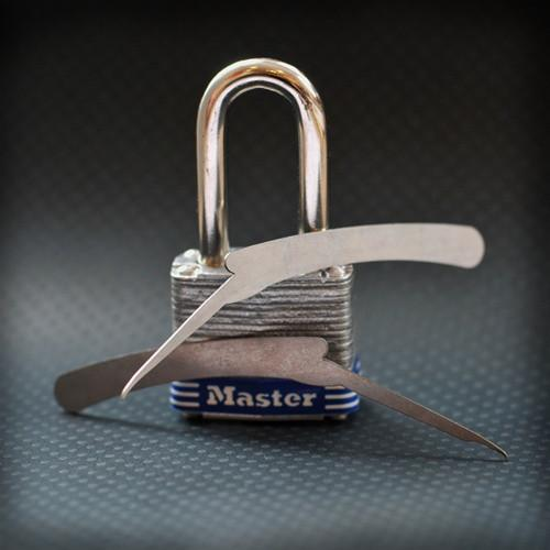 Master Padlock Bypass Tool