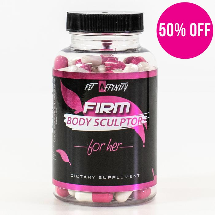 Firm Body Sculptor for Her - 90 Capsules