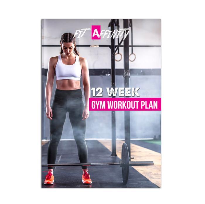 12 Week Gym Workout Plan