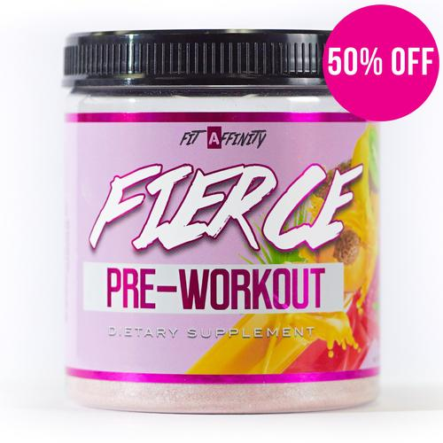Fierce Pre Workout
