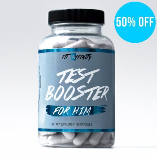 Test Booster for Him - 90 Capsules