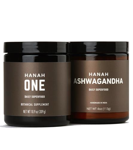 HANAH ONE + Ashwagandha
