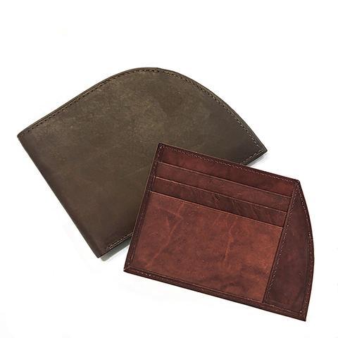 International Traveler Front Pocket Wallet & Slim Card Case Bundle