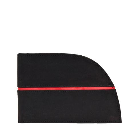 Rogue Front Pocket Wallet - Red Line