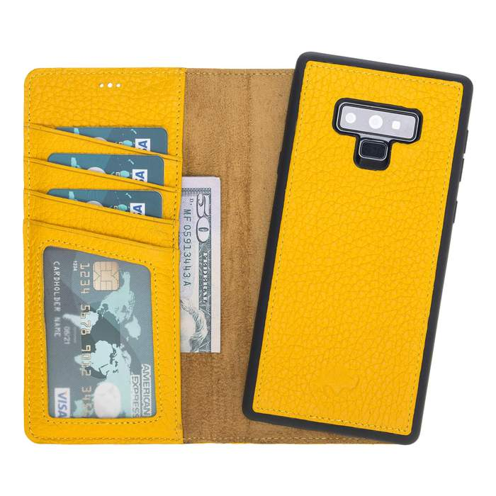 Carson Magnetic Detachable Wallet Case for Samsung Galaxy Note 9