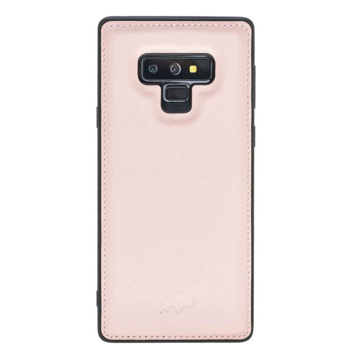 York 360 Degree Leather Snap On  Case for Samsung Galaxy Note 9
