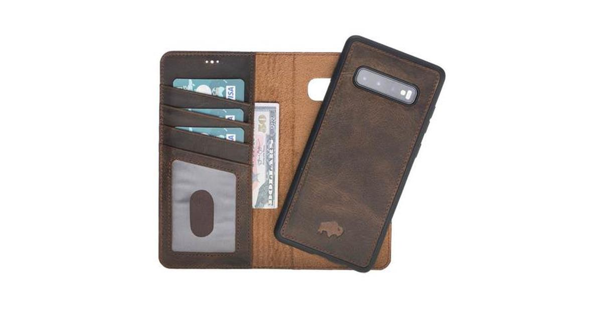 Carson Magnetic Detachable Wallet Case for Samsung Galaxy S10+ Plus