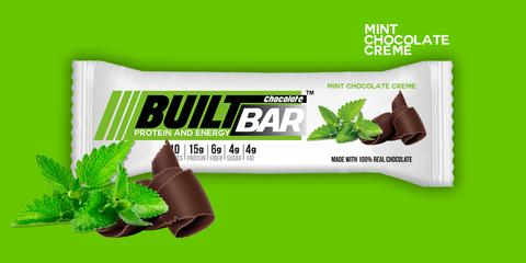 Mint Chocolate + 2 FREE