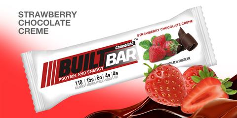Strawberry 16 Bar Box