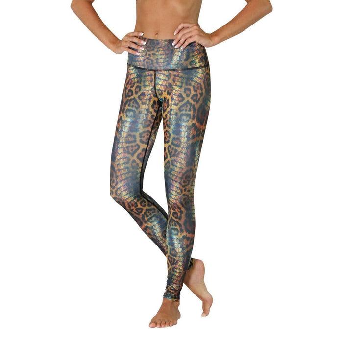 6c76bb567bd4 Animal Printed Yoga Leggings - Vault