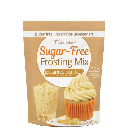 Sugar-Free Frosting Mix - Peanut Butter
