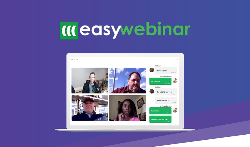 The Big EasyWebinar Annual Plan @ $79 (retail $591, save 87%)