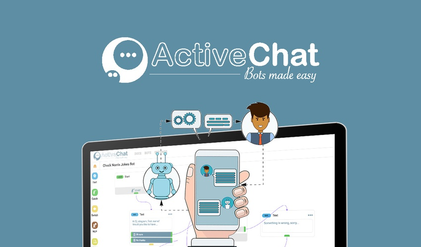Meet the tool that talks to, and sells to, your customers: ActiveChat