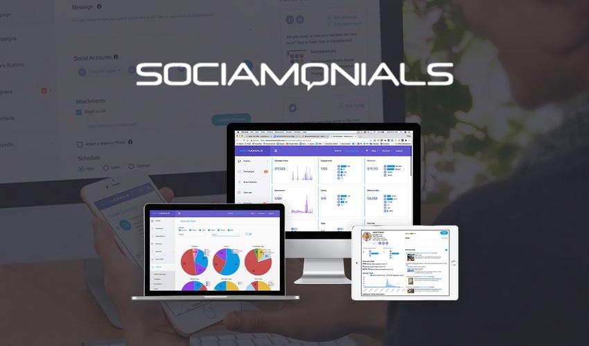 Run ROI-driving campaigns and track valuable metrics on social media 940db632b1