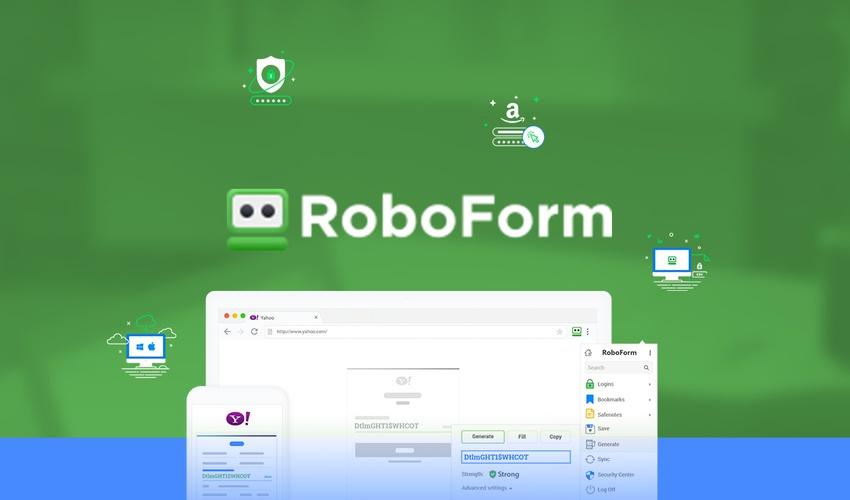 crack roboform master password