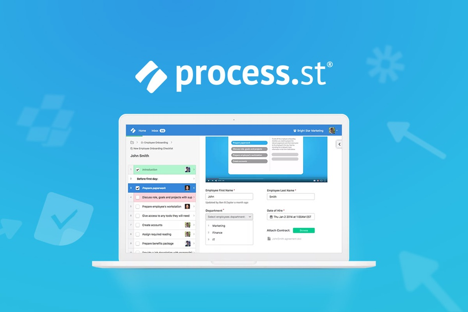 Process Street | Exclusive Offer from AppSumo