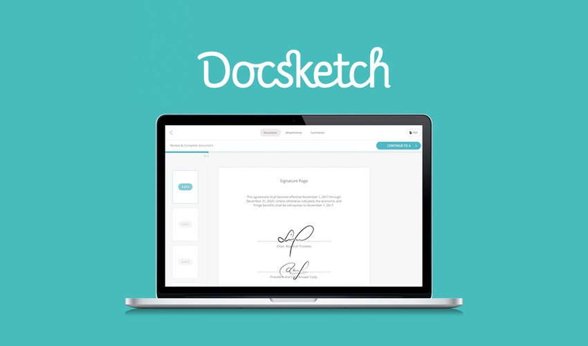 Docsketch | Exclusive Offer from AppSumo