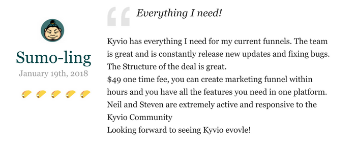 Lifetime Access to Kyvio