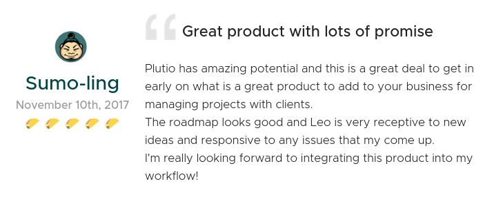 Lifetime Access to Plutio