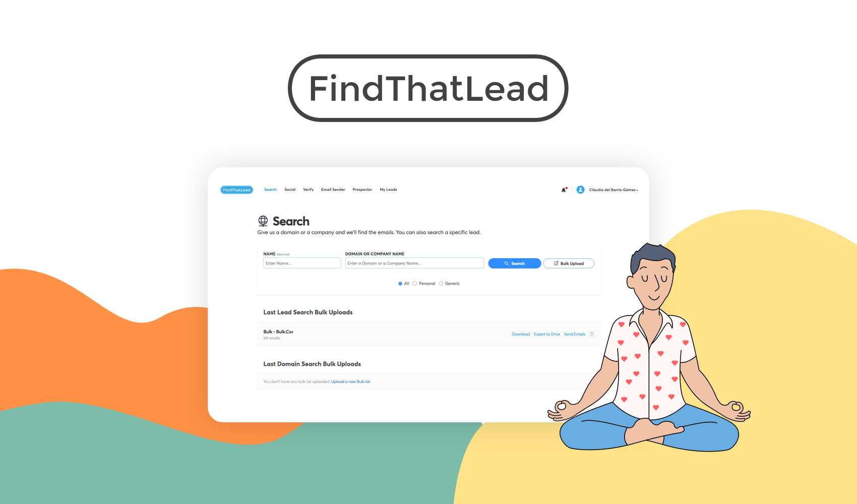 FindThatLead - 5 Lifetime Deals Italia