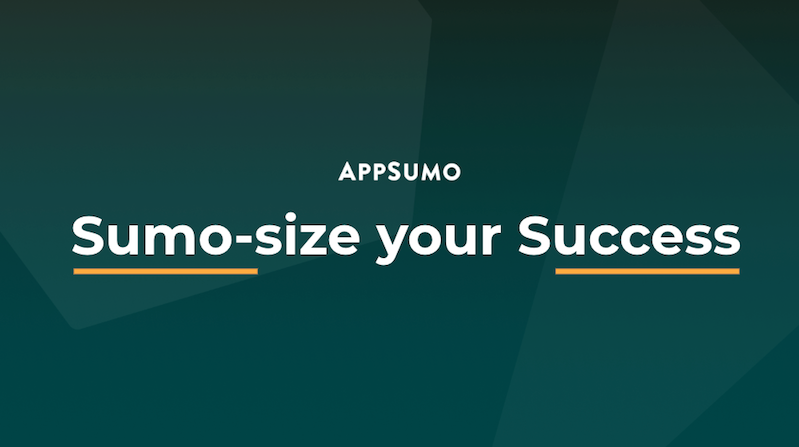 Lifetime Access to Sumo-size Your Success