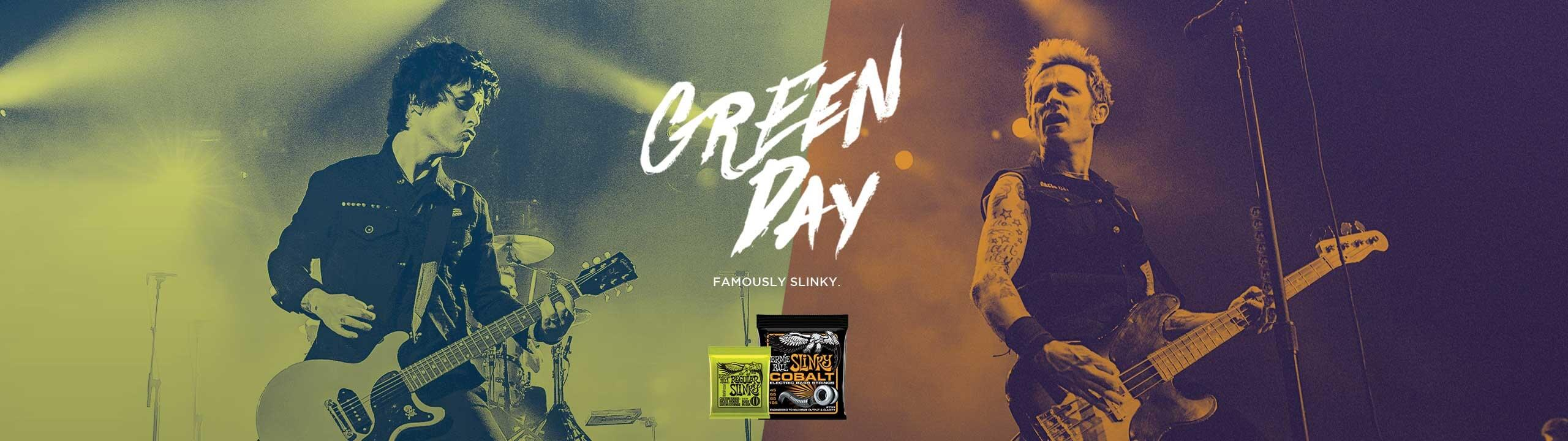 Green Day Collection
