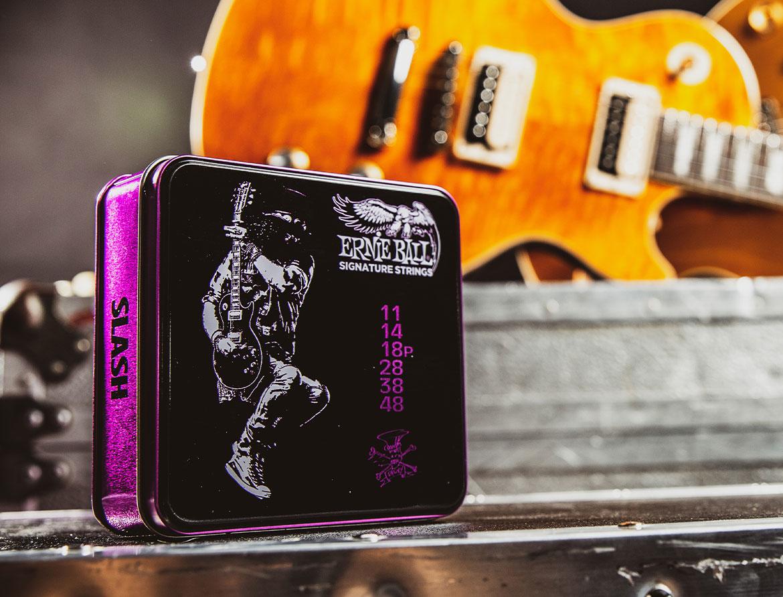 สายกีต้าร์ไฟฟ้า Ernie Ball Slash Signature String Set