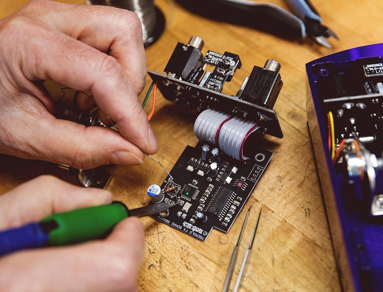 Expression Tremolo Pedal Ernie Ball Effect Circuit Using Ua741 Erschliee Dir Eine Nahezu Grenzenlose Klangliche Bandbreite Zu Der Traditionelle An Aus Pedaleffekte Schlicht Nicht In Lage Sind