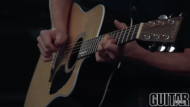 Compare our acoustic strings