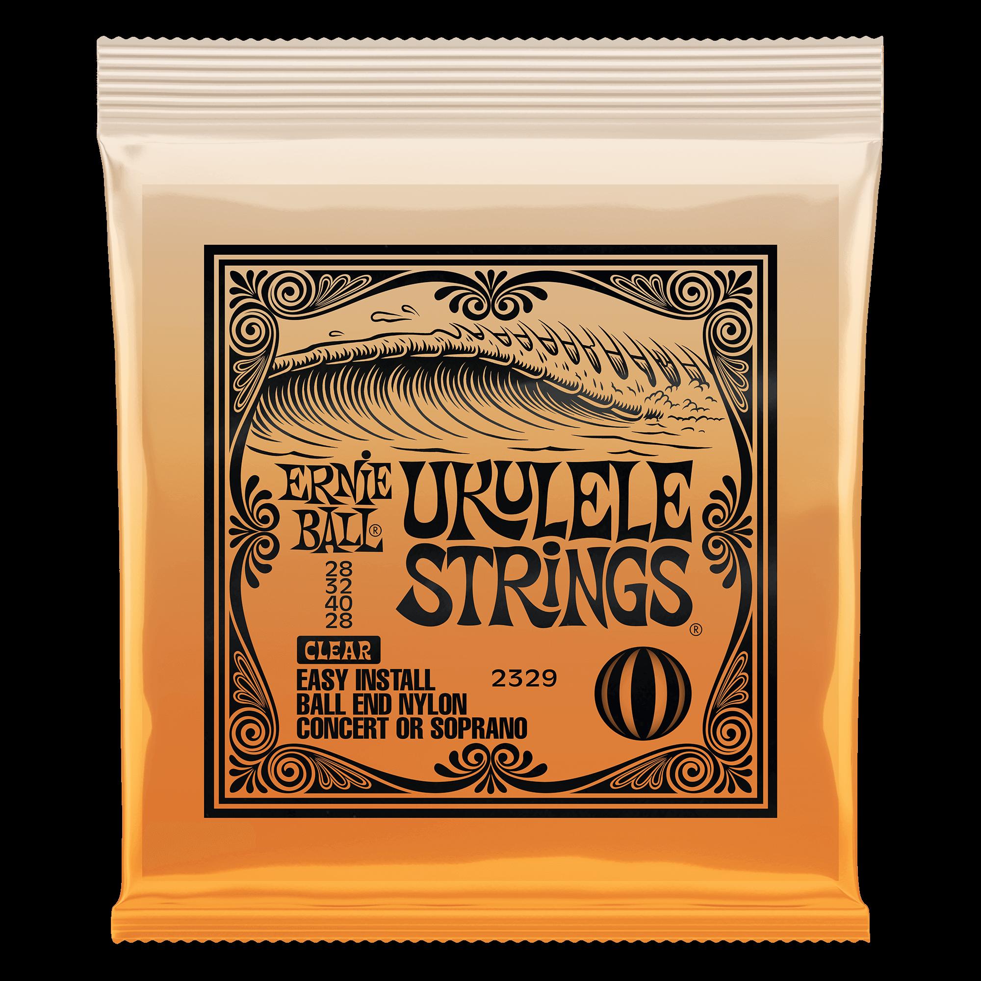 Ernie Ball Ukulele Strings P02326