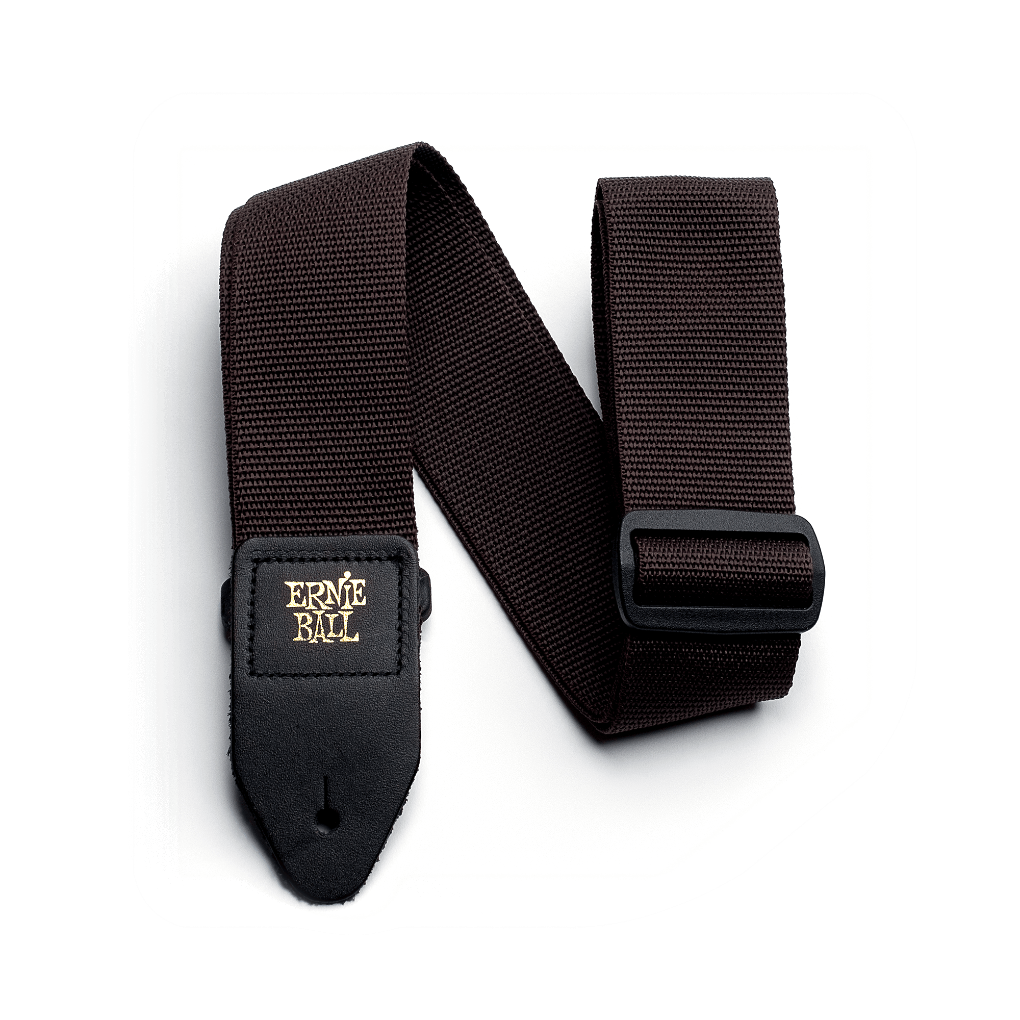 Ernie Ball Polypro Strap Black