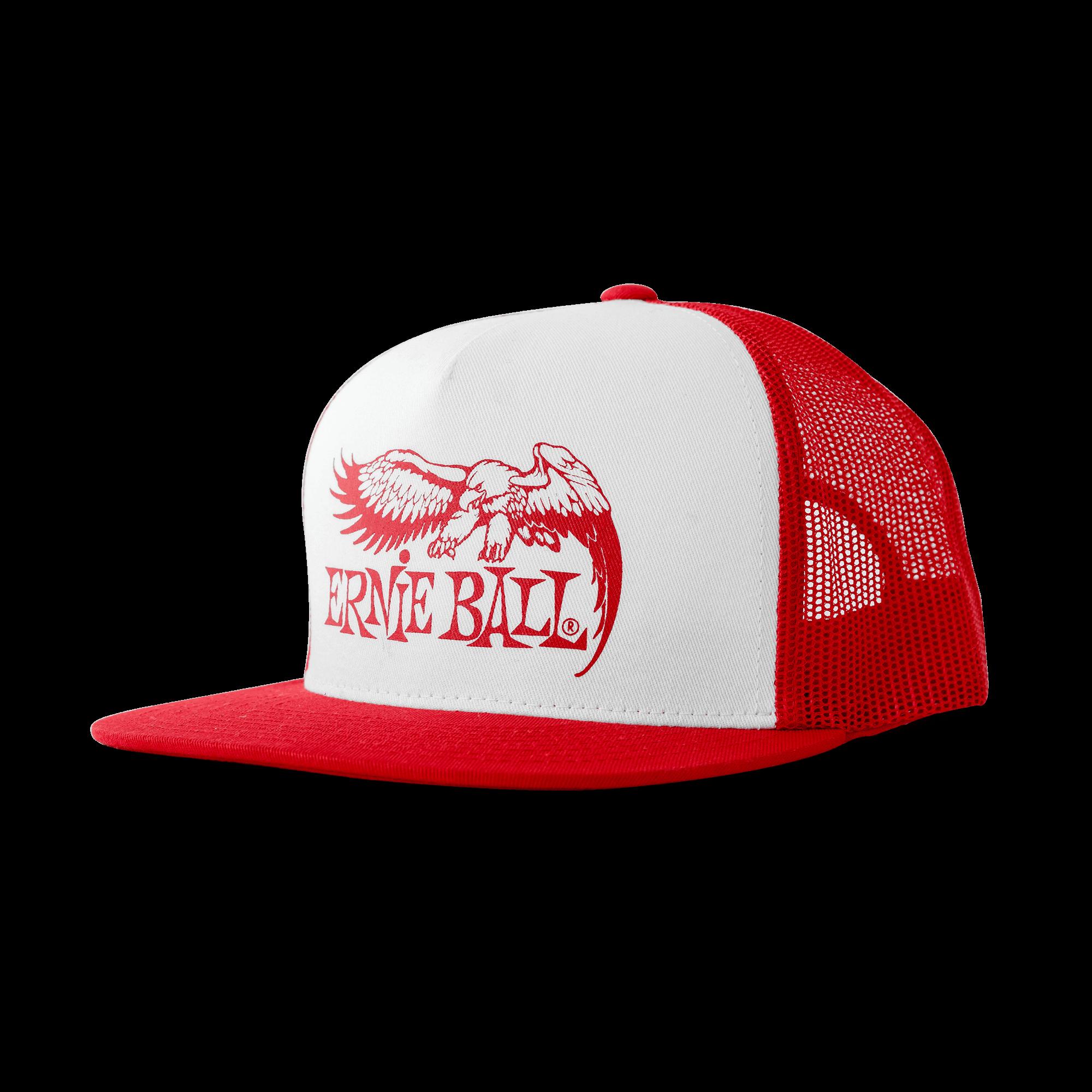 b398c11f0b3 Ernie Ball Eagle Logo Hat