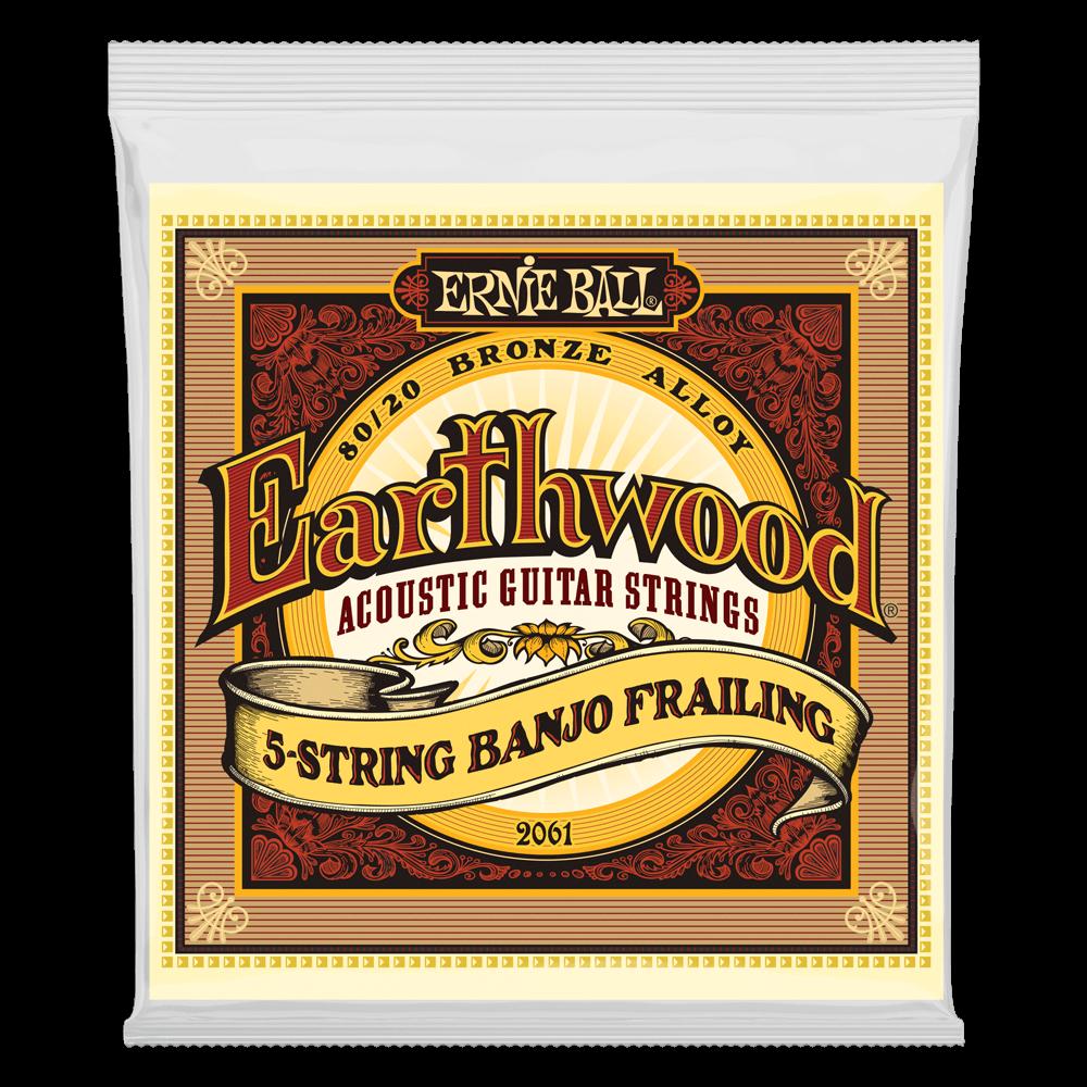 Earthwood 80/20 Bronze Banjo oder Mandolinensaiten