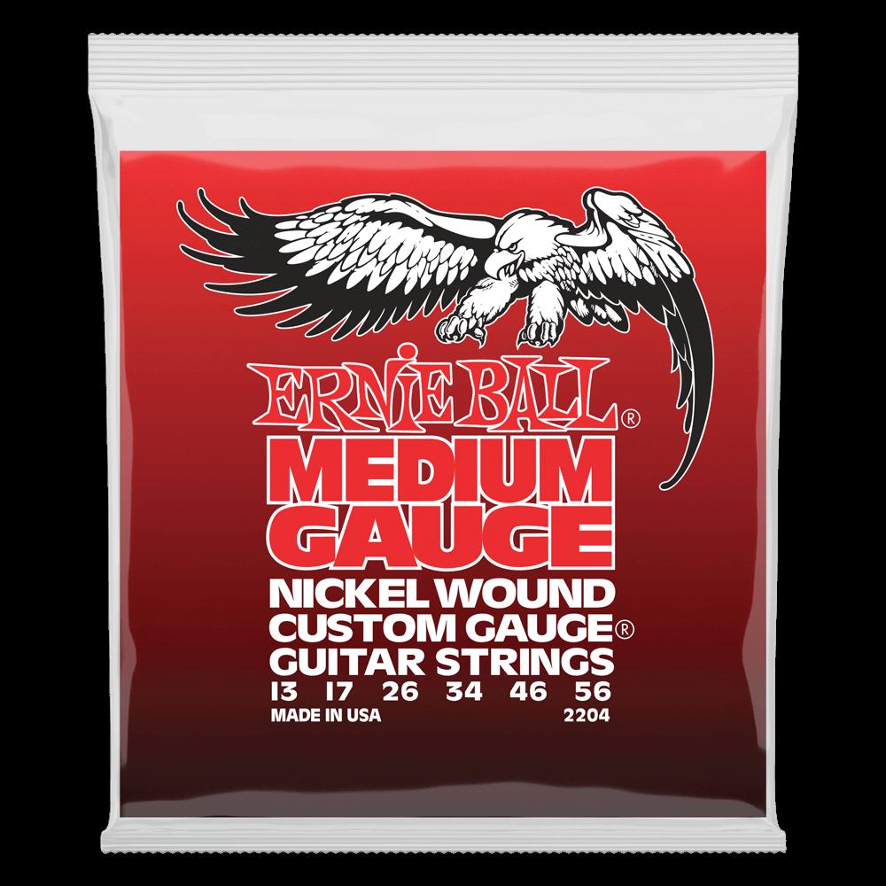 nickel wound custom gauge electric guitar strings ernie ball. Black Bedroom Furniture Sets. Home Design Ideas