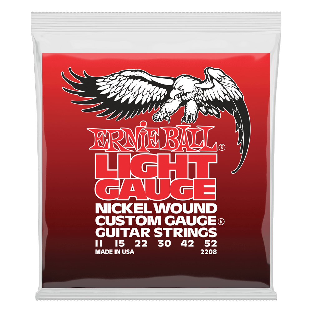 nickel wound custom gauge electric guitar strings ernie ball. Black Bedroom Furniture Sets. Home Design Ideas