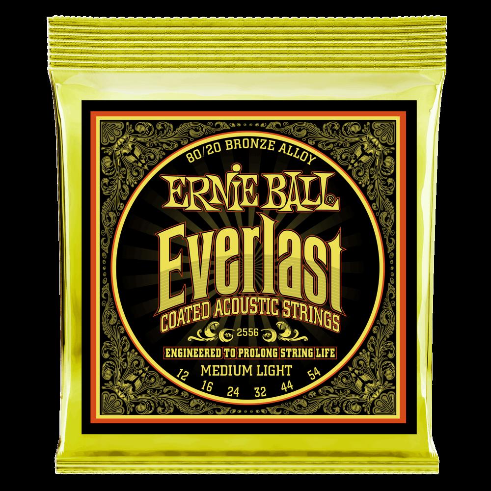 everlast coated 80 20 bronze acoustic guitar strings ernie ball. Black Bedroom Furniture Sets. Home Design Ideas