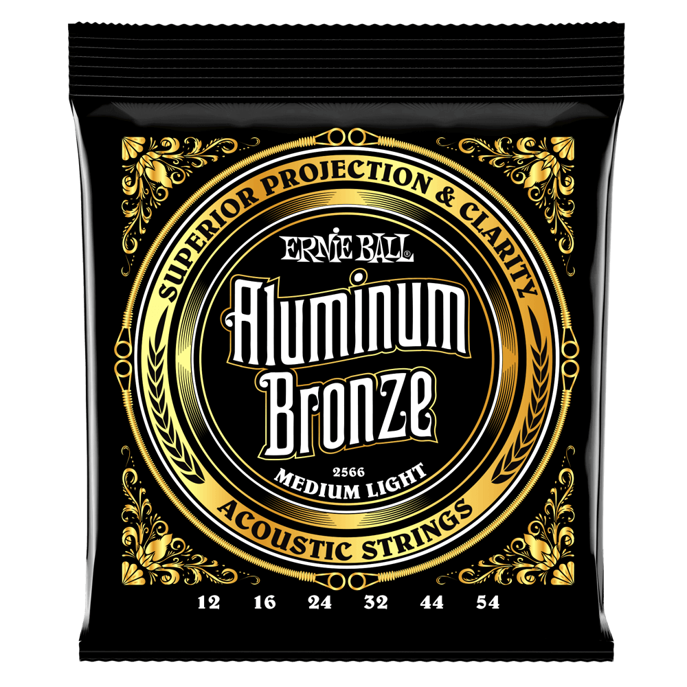 Aluminum Bronze Acoustic Guitar Strings