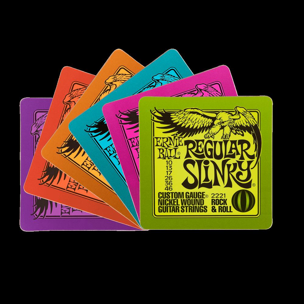 Ernie Ball Slinky Coasters