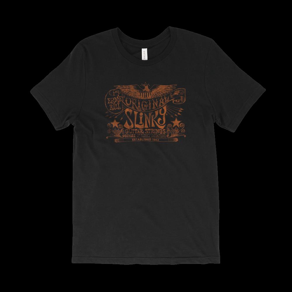 Vintage Original Eagle Banner T-Shirt Medium Front