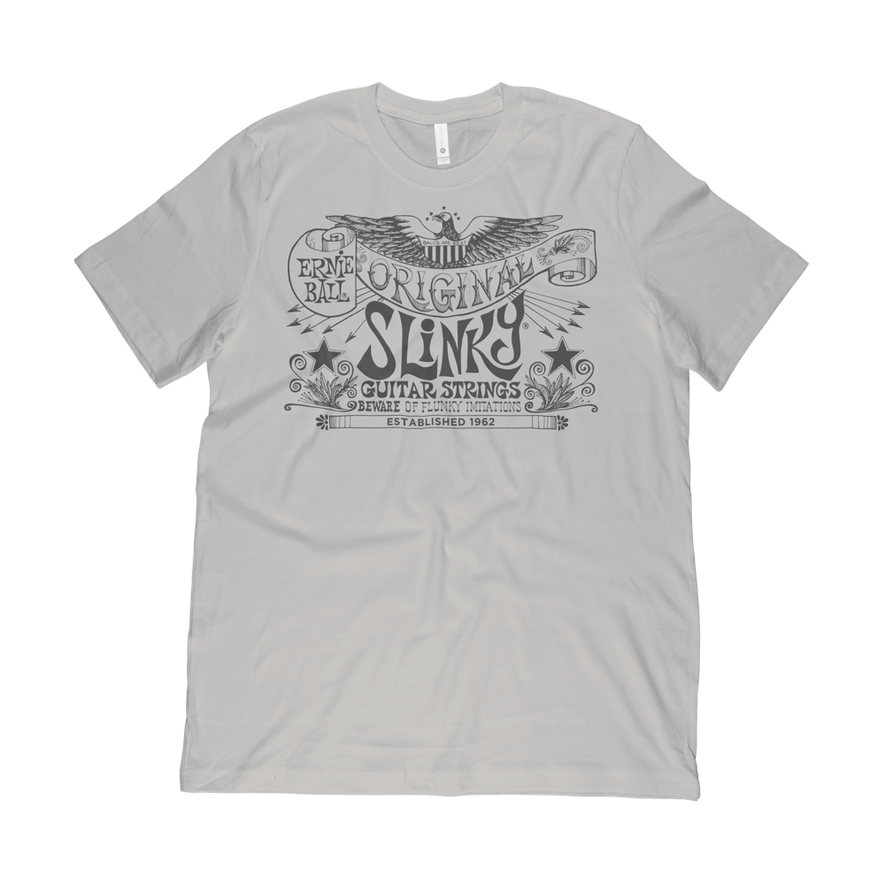Original Slinky Silver T-Shirt