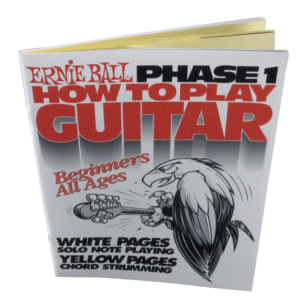 Guitar Books Ernie Ball