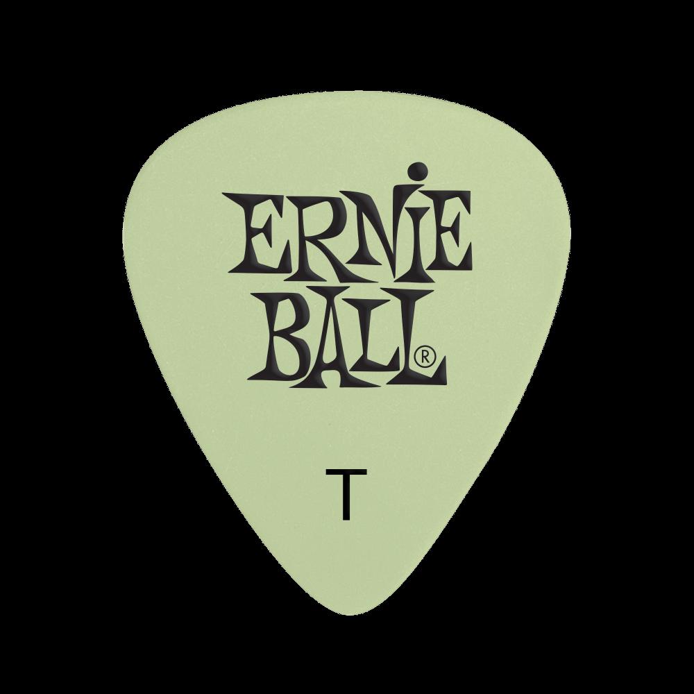 12 pack Ernie Ball Camouflage Picks Heavy