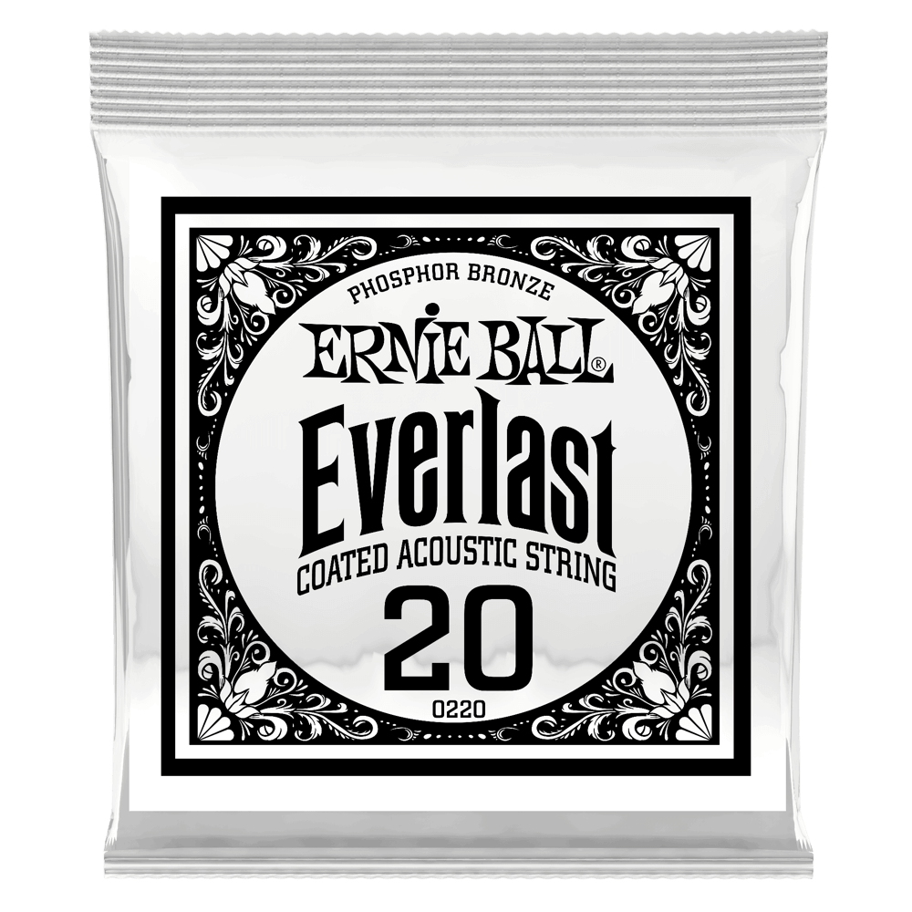 Everlast Coated Phosphor Bronze