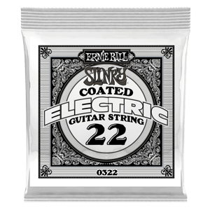 Slinky Coated Nickel Wound Electric Guitar Single Strings