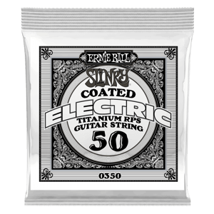.050 Slinky Coated Nickel Wound Electric Guitar Strings 6 Pack Thumb