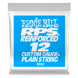 .012 RPS Reinforced Plain E-Gitarrensaite 6er Pack Thumb