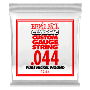 .044 Classic Pure Nickel Wound E-Gitarrensaite 6er Pack Thumb