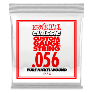 .056 Classic Pure Nickel Wound E-Gitarrensaite 6er Pack Thumb
